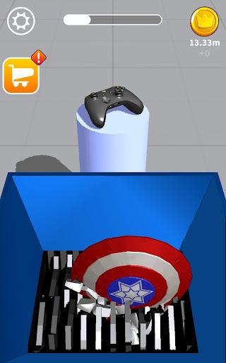 Will It Shred? Satisfying ASMR Shredding Game screenshot 14