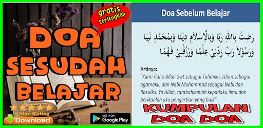Doa Sesudah Belajar Beserta Artinya التطبيقات على Google Play