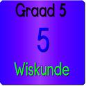 GOBE Graad 5 Wiskunde icon