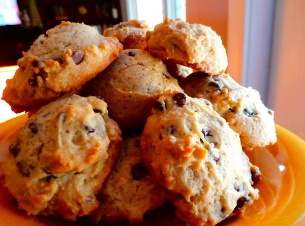 Berry Merry Tiny Chip Cookies Recipe