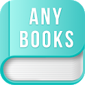AnyBooks—Free download Full Library Offline Reader icon