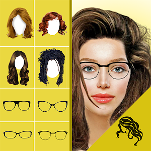 Hairstyle Changer app, virtual makeover women, men - Android Apps ...