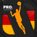 Germany Basketball Scores Pro icon
