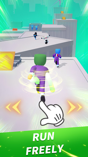 Parkour Race - Freerun Game 1.6.2 screenshots 2