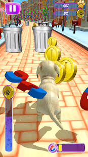 Pet Run Rush – Puppy Dog Endless Running Game - náhled