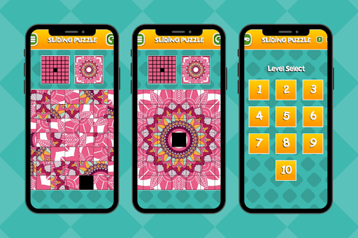 Sliding Puzzle screenshot 7