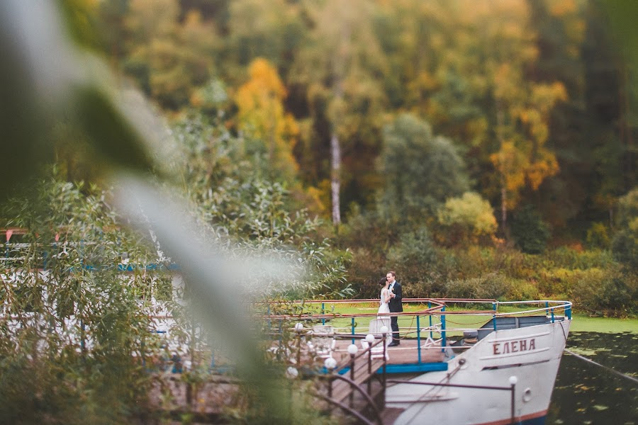 Wedding photographer Slava Semenov (ctapocta). Photo of 28.09.2014