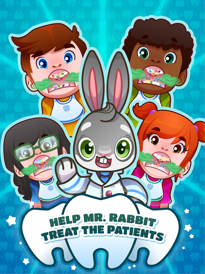 The Dentist Dream - Dr. Rabbit- screenshot