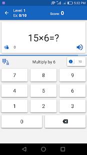 Math Skills apk screenshot 3