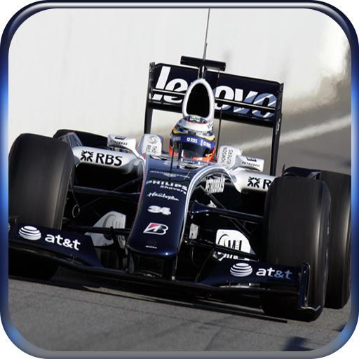 赛车游戏のプロフォーミュラカーのライバル LOGO-記事Game