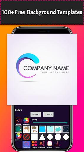 Logo Maker - Logo Creator, Generator & Designer 1.0.3 screenshots 1