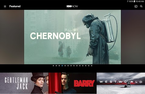 HBO NOW: Stream TV & Movies Capture d'écran