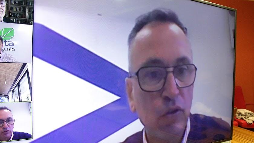 Ángel Barranco Vega, gerente de IDM y presidente de Fundación Tecnova.