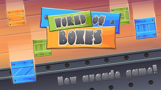 World Of Boxes screenshot