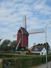 Photo: Le moulin du village de Retranchement