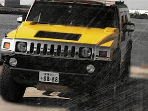 H2  07,HUMMER,LUXPXG三井D車のカスタム事例画像 ヨシクマ🇺🇸🍍さんの2019年03月15日12:42の投稿
