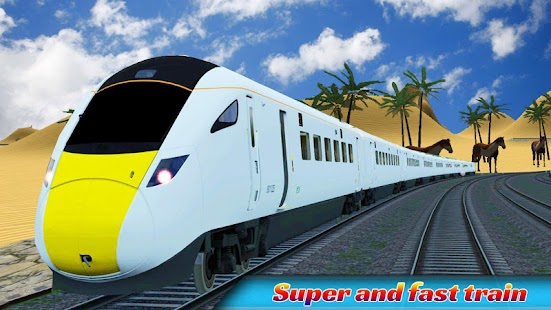 Super Metro Train Simulator 3D- screenshot thumbnail