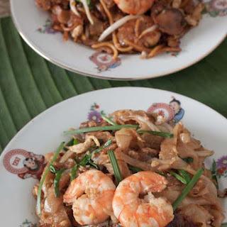 Penang Char Kuey Teow & Clove Hall