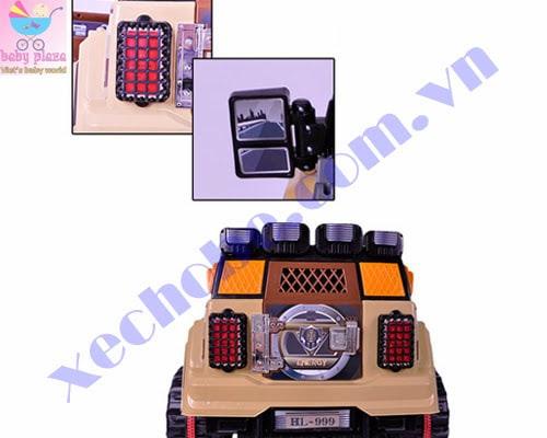 Xe oto điện cho bé HL-999 6