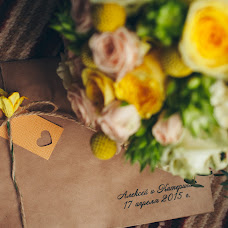 Wedding photographer Olga Terekhova (OlkaSPB). Photo of 20.08.2015