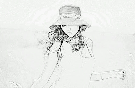 Photo To Line Art Converter Free Download : How to draw dresses apps on google play