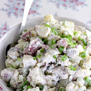 Buttermilk Dill Potato Salad Recipes