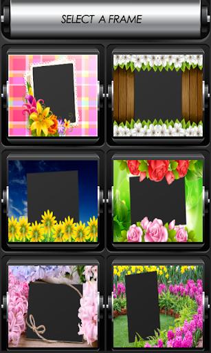 Flowers Photo Frames screenshot 2
