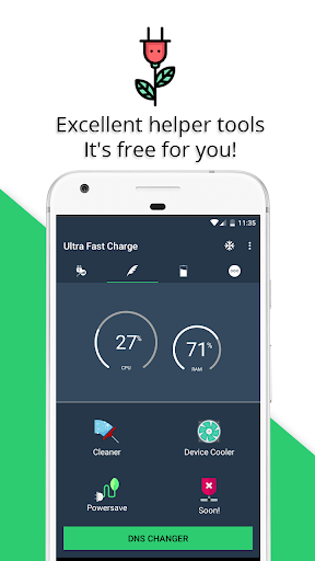 Ultra Fast Charge v8.7 [Ad-Free]