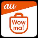 au Wowma!  Wow!なイベント毎日開催! 通販ショッピングアプリ icon