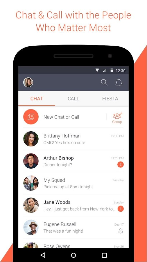 Tango - Free Video Call & Chat- screenshot