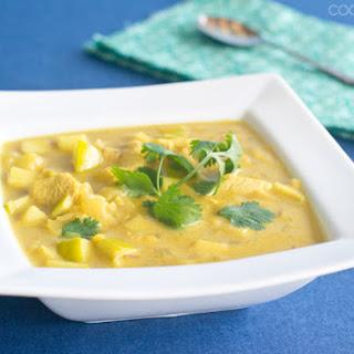 Mulligatawny Soup in 15 Minutes