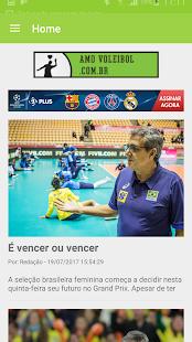 Amo Voleibol - náhled