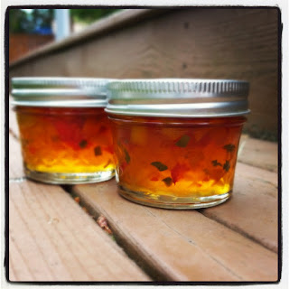 Four Pepper Jelly.