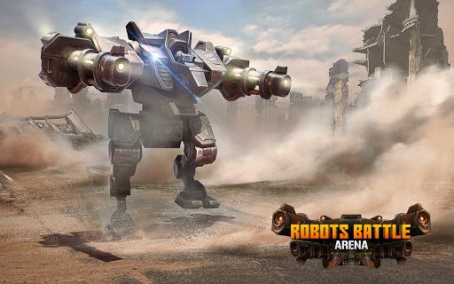 Robots Battle Arena screenshot 21