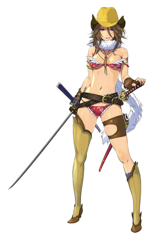 Onechanbara Origin Aya
