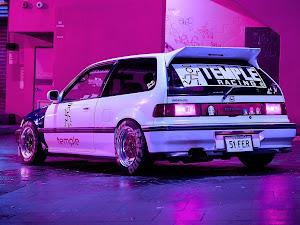 シビック EF3 1991 Civic EDのカスタム事例画像 loopracerさんの2020年03月16日19:26の投稿
