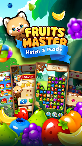 Fruits Master : Fruits Match 3 Puzzle apkpoly screenshots 15