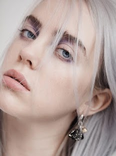 BIllie Eilish Wallpaper Pro Screenshot