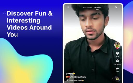 MX TakaTak- Short Video App by MX Player 1.0.42 Screenshots 8