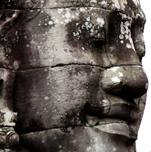 Photo: Year 2 Day 44 -  One of the Faces at The Bayon
