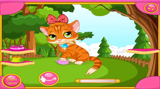 A Day With My Pet - Dogs & Cats Games - screenshot