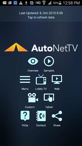 AutoNetTV Showcase