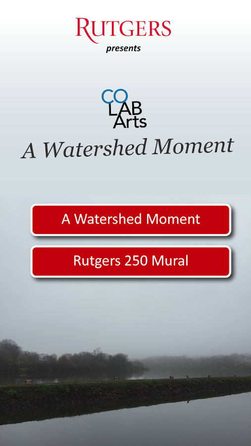 RUAR Watershed Gallery- screenshot