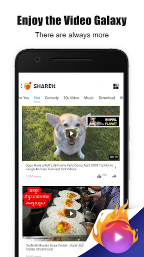 SHAREit - Transfer & Share screenshot 2