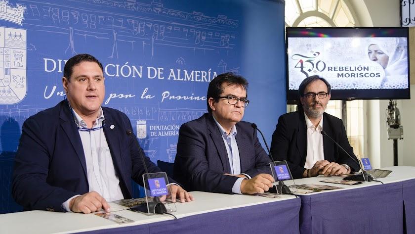 450 años de la rebelión de los moriscos, hecho que marcó el devenir de Almería