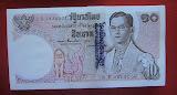# ธนบัตร 10 บาท แบบ 11 (หลังวัดเบญจมบพิตร) ลายเซ็นต์ เศวต - เสนาะ... ยกแหนบ 100 ใบ สวยเดิม