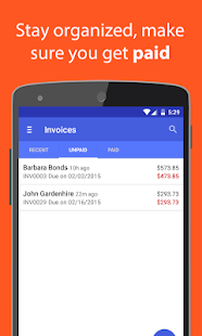 Invoice & Estimate on the Go- screenshot thumbnail