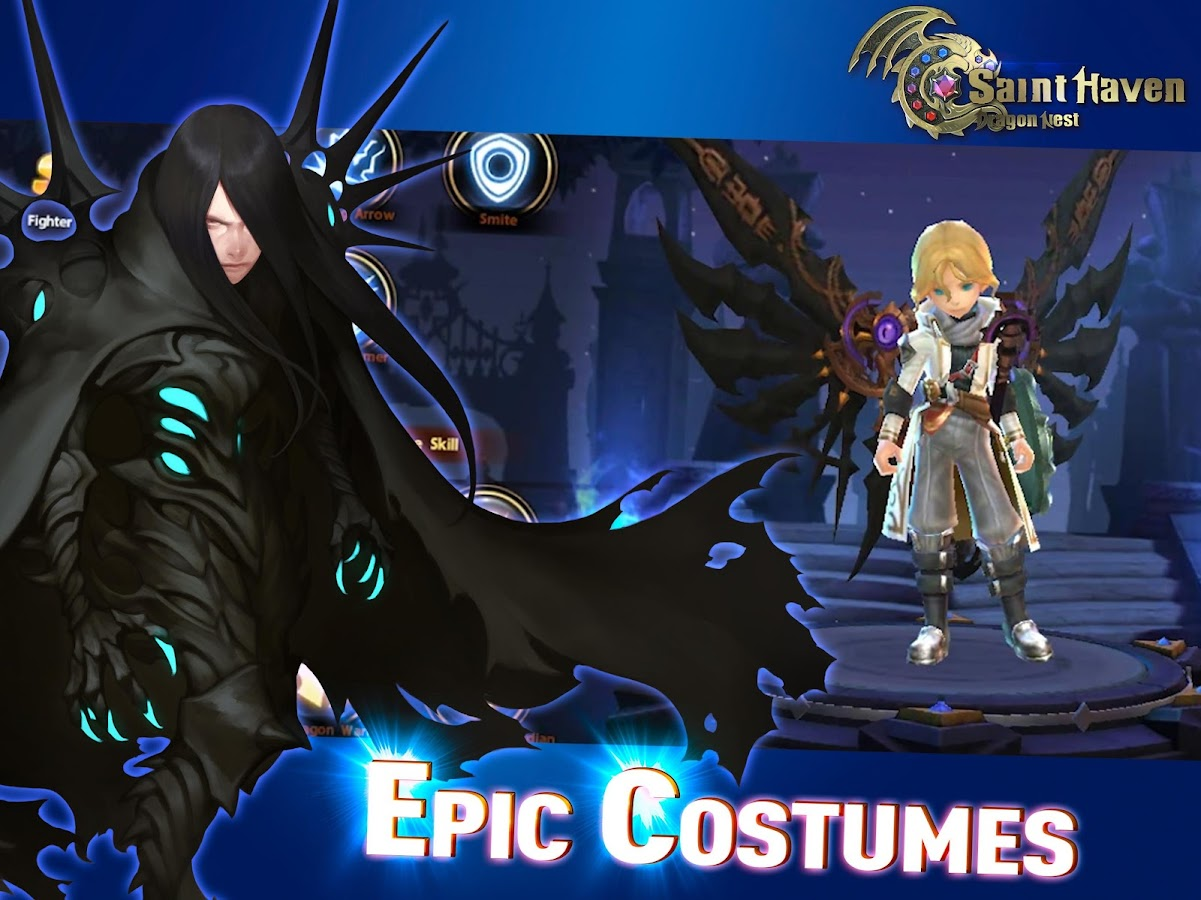 Dragon Nest: Saint Haven- screenshot