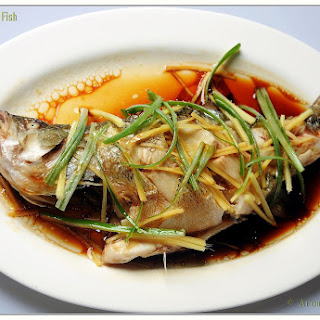 Chinese Style Fish Recipes