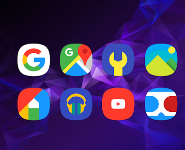 S9 UI - Icon Pack Screenshot